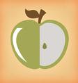 apple design vector image