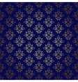 dark blue seamless background with gold gradient vector image