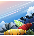 Oceania vector image vector image