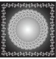 ornament frames vector image vector image