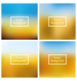 Abstract Creative multicolored 4 blurred vector image