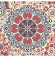 Abstract ornamental seamless pattern vector image
