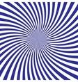 Helix background vector image