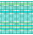 Seamless Pattern Knit Texture Fabric vector image