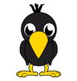 Birdie vector image