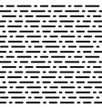 seamless pattern horizontal rounded lines vector image