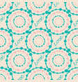 abstract colorful hipster seamless pattern with vector image