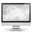 Computer Concept vector image vector image