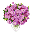 bouquet vector image