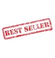 Best seller rubber stamp Vector Image