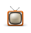 TV vector image