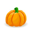 color of pumpkin element for your vector image
