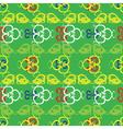 lizards pattern vector image