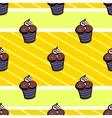 MuffinPattern vector image
