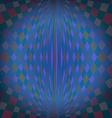 Spectrum geometric backgroun vector image