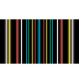 background with color vertical line vector image