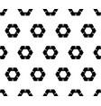 geometric seamless pattern rippled hexagons