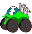 Monstertruck vector image