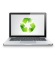 Laptop Concept vector image