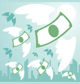 money freedomjpg vector image