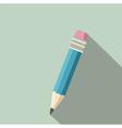 pencil retro vector image