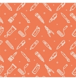 Paint Pattern vector image