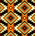 First nations seamless pattern vector image vector image