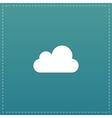 cloud icon Easy to edit vector image