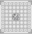 grey ceiling background vector image