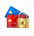 Money Secure Concept vector image