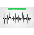 sound waves 4 vector image