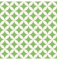 seamless green pattern vector image