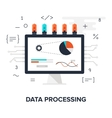 Data vector image