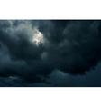 Dark skies vector image vector image