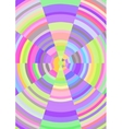 Cheerful abstract background with multicolored vector image
