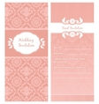 feastinvitation template vector image