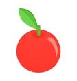 Apple isometric 3d icon vector image
