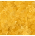 Mosaic Golden abstract templates vector image