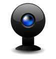web Camera vector image
