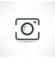 Cameras icon vector image