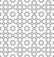 Lace seamless ethnic pattern vector image vector image