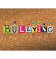 Bullying Concept vector image