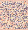 abstract background with colourful geometry vector image