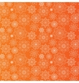 Flower background Abstract floral wallpaper vector image