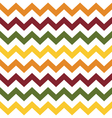 Beautiful argyle pattern with vibrant colors vector image