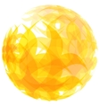 Sphere Abstract vector image vector image