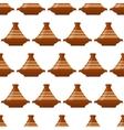 moroccan tajine seamless vector image