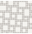 seamless pattern of the dominoes vector image