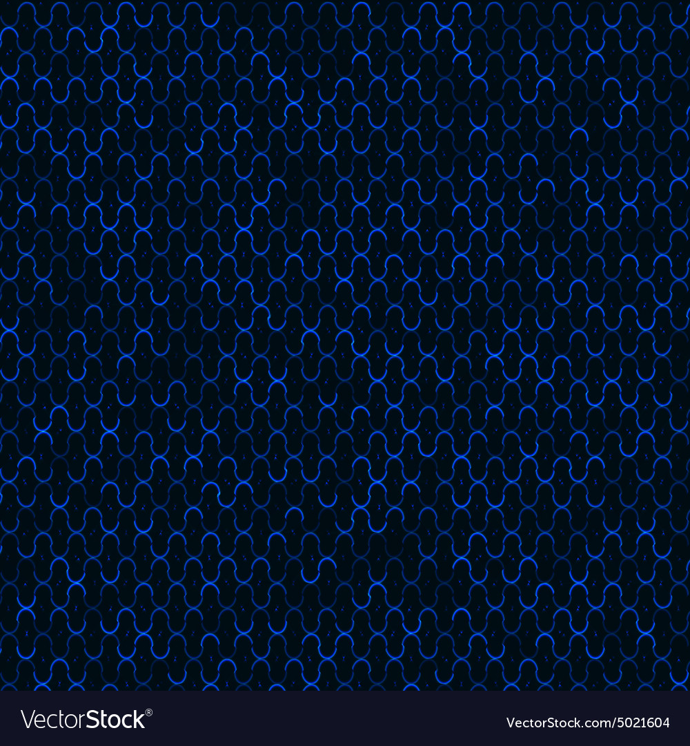 Blue technology background perforated vector