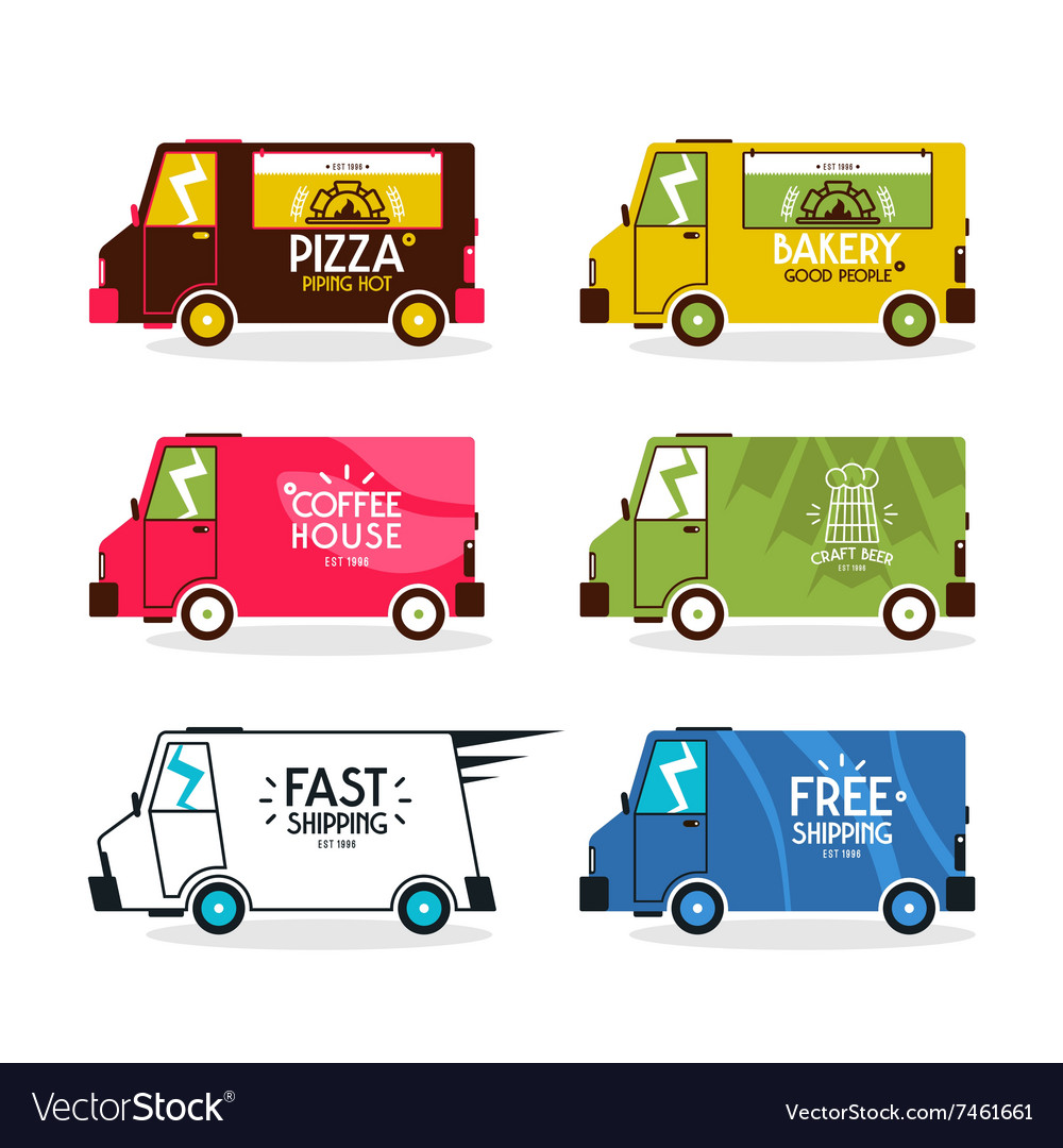 Bus delivery set vector